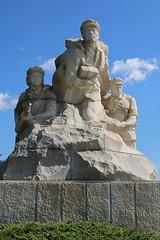Revolutionary Martyrs' Cemetary, Pyongyang, North Korea (Mike Gadd) Tags: northkorea pyongyang dprk