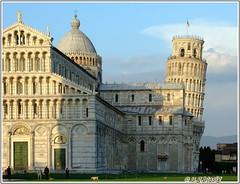 pisa (ugblasig) Tags: italien italy italia pisa tuscany toscana italie torrependente schieferturm
