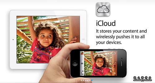 Apple iPhone 4S - iCloud