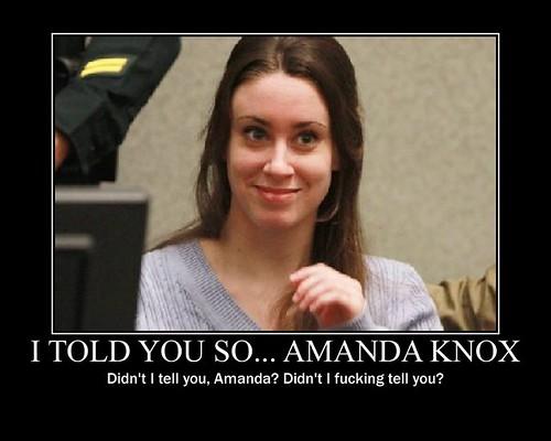 2015 Amanda Knox