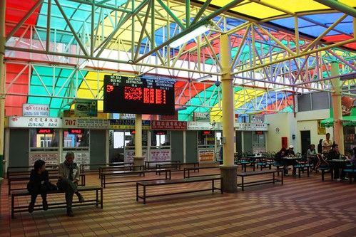 Genting Bus Station