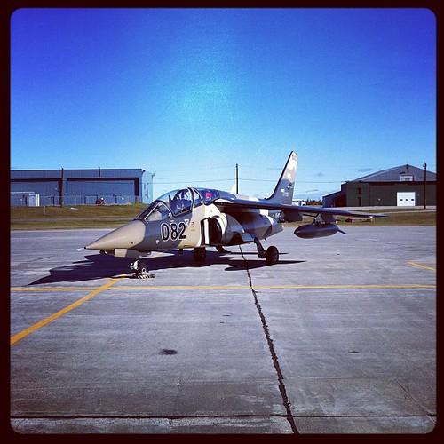 #alphajet #trainer #jet #dornier #topaces #planeporn