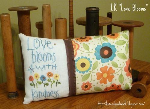 "LK ""Love Blooms"""