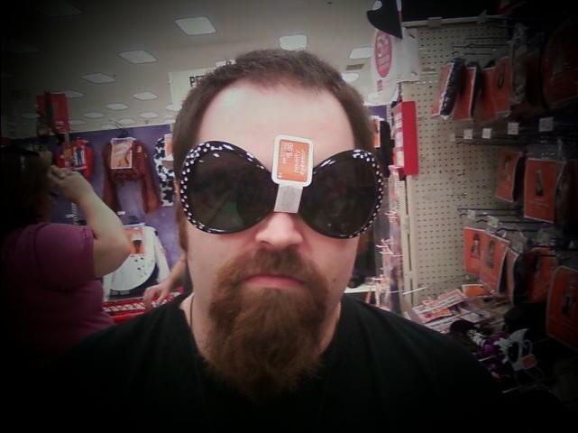 Stunna shades.