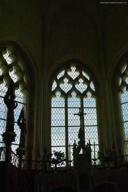 Chapelle privée du château