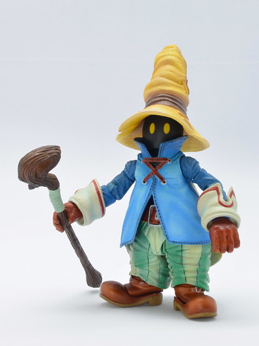 Final Fantasy Play Arts - Vivi Orunitia (2)