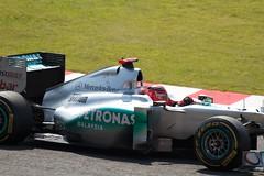 F1日本グランプリ2011 予選日