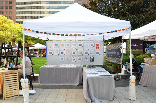 ballston arts & crafts market - october 2011