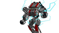 Hey you, with the pretty face; welcome to the human race (3!) Tags: lego sin mecha ldd