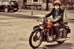 People (GZZT) Tags: man berlin bike germany deutschland mann moped turmstrase moabit 030 guessedberlin gzzt wiebestrase martinbriese gwbdrggkkrueger