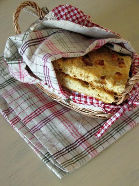 Focaccia di Pasta Matta