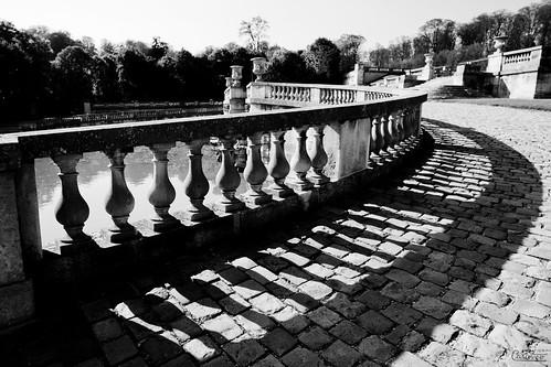 Parc du chateau de Saint-Cloud