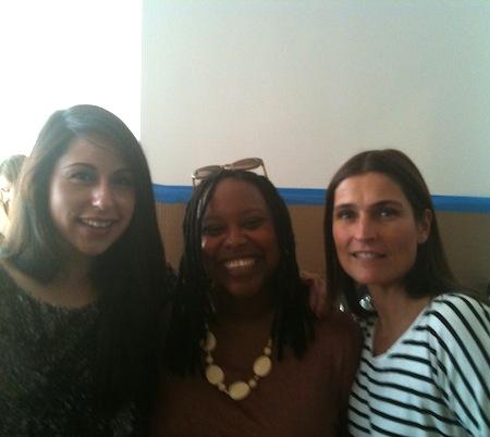 Lindsey, Jeanine, Cortney