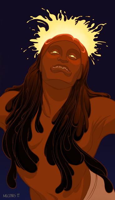 Goddess: Pele (Hawaiian)