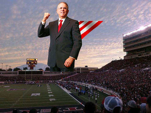 Jim Adler The Texas Hammer, American Life Coach - Viva The Matadors