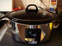 Crock-Pot 6-1/2 Quart Porgrammable Slow Cooker