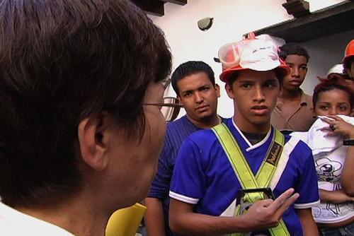 ヒバボクの旅02_ベネズエラ若者2