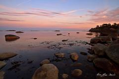_MG_1501 (May Elin Aunli) Tags: hasla haseltangen night natt nattfoto nightphotography norge grimstad norway sunset lighthouse torungen