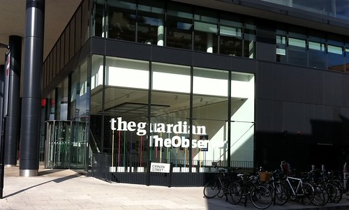 Offices of The Guardian