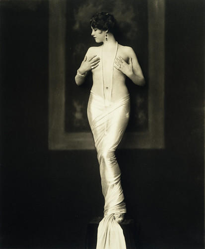 Jean Ackerman, Ziegfeld girl, by Alfred Cheney Johnston, ca. 1928 by trialsanderrors