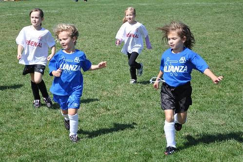 Alana -- Fall Soccer 2011