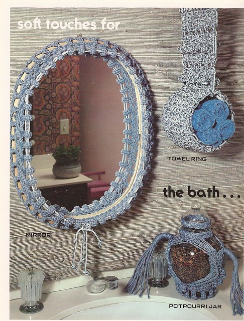 soft touches Macrame With Style copyright Gaylemot Publishing 1977