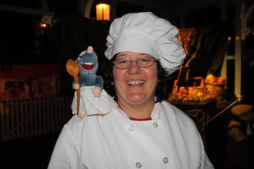 Costume - Ratatouille by Loren Javier