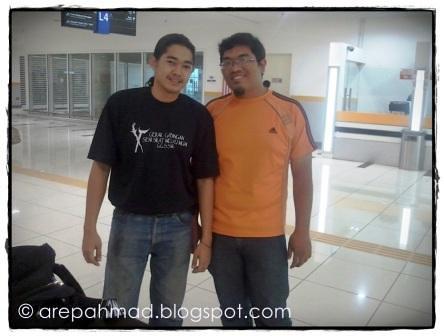 me & bro qamarul (owner SG)
