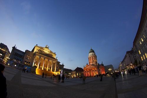 Konzerthaus Berlin & Französischer Dom