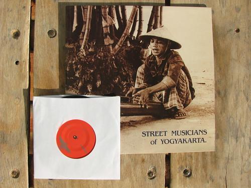"V/A - Street Musicians of Yogyakarta LP & 7"" - Mississippi Records"