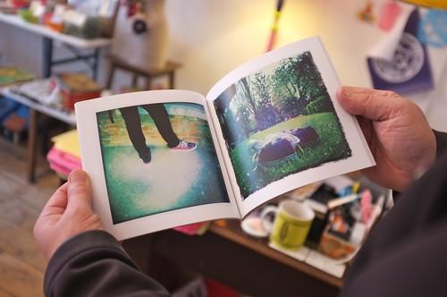 Irma Rose Pettitt book at Flo & Stan's