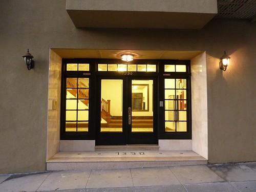 Nob Hill Doorway