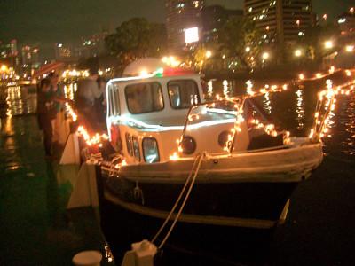 大阪水辺バル2011