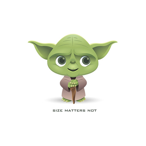 Little Yoda