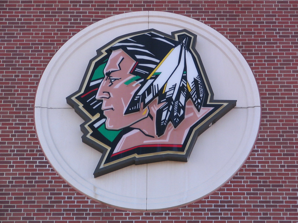 Ralph Engelstad Arena, University of North Dakota Fighting Sioux Hockey