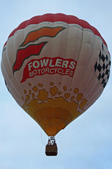 "G-FOWS ""Fowlers Motorcycles"""