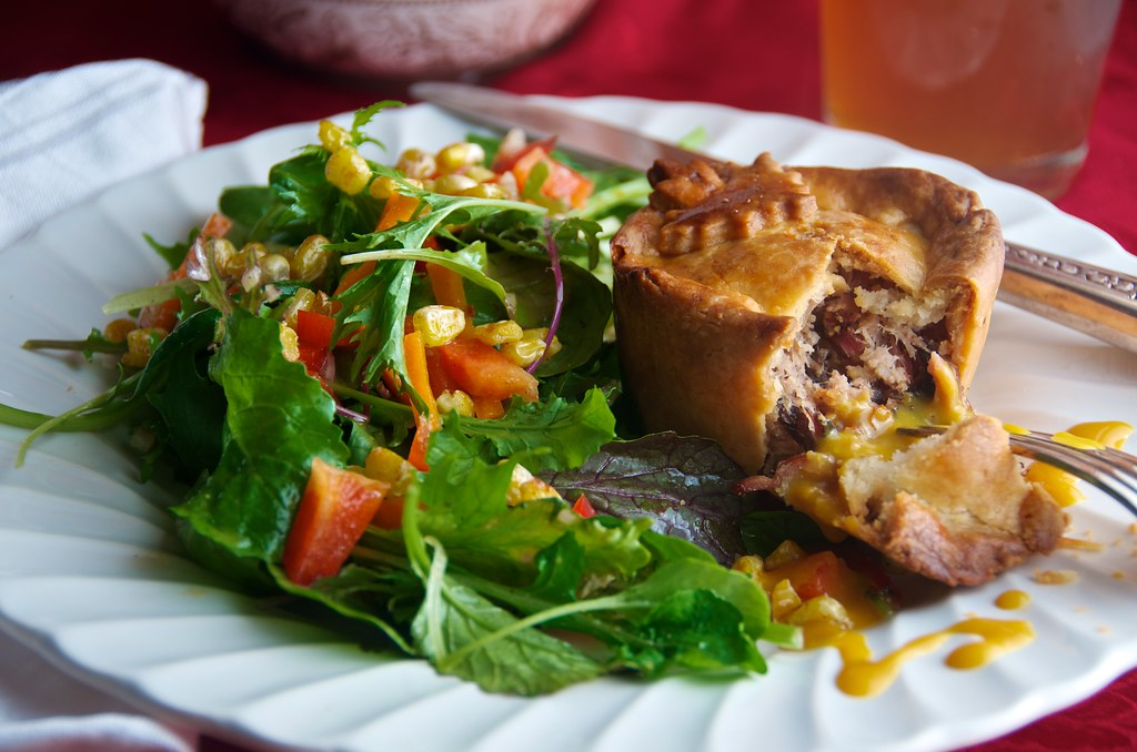 Pulled Pork Pies