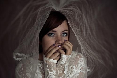 無料写真素材, 人物, 女性, ウエディングドレス, オランダ人