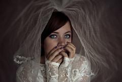 [フリー画像素材] 人物, 女性, ウエディングドレス, オランダ人 ID:201110281000