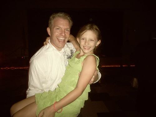 mike 6 daddy daughter dance