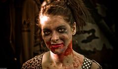 IMG_3030 (Meian') Tags: paris walking dead death blood zombie walk mort makeup gore rotten sang maquillage pourri meian 2011 putrefi putrify