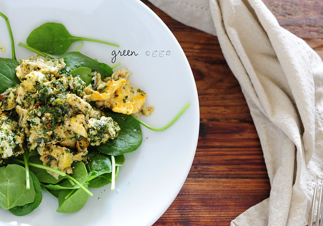 1 mel & carlos' green eggs
