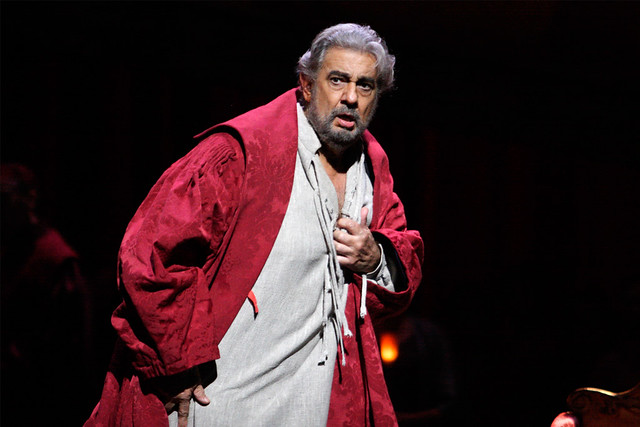 Plácido Domingo Celebration © Catherine Ashmore/ROH 2012
