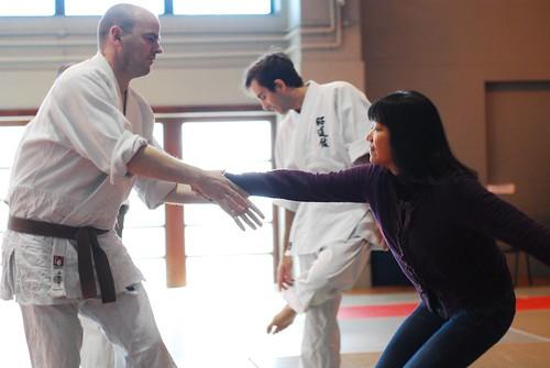 6299404207 d0c6c38675 London & Hove Shodokan Aikido Festival 2011