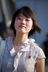 North Korean Guide (Joseph A Ferris III) Tags: scary guide northkorea pyongyang dprk minder mskim