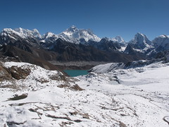Perfect View from Renjo La (simstern) Tags: nepal snow mountains trekking asia hiking pass peak summit khumbu everest lhotse nuptse makalu chola gokyo mounteverest trecking cholo sagarmatha pumori chomolungma gokyori cholatse pumo arakamtse renjola renjo nirekhapeak changtse chumbu cholotse changri nirekha tabuche mountmakalu tabuchepeak