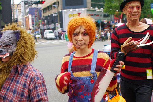 KAWASAKI HALLOWEEN 2011 Parade IMGP8504
