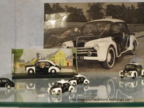 Miniatures de police 01