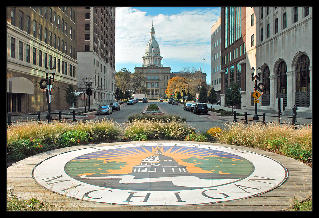 Michigan Capitol 1