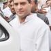 Rahul Gandhi comes out of Ravidas Mandir (2)
